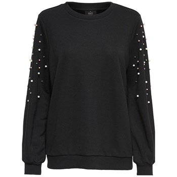 Only - Sweatshirt - schwarz