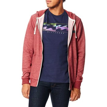 Billabong - All Day Zip Up - Hoodie - rot