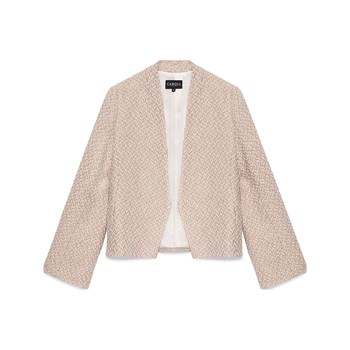 Caroll - Cocktail Fantaisie - Blazer - beige