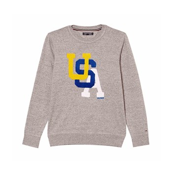 Tommy Hilfiger - Sweat-shirt - gris clair