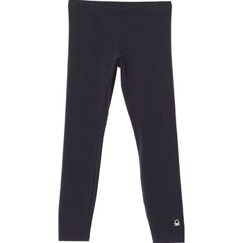 Benetton - Leggings - blu scuro