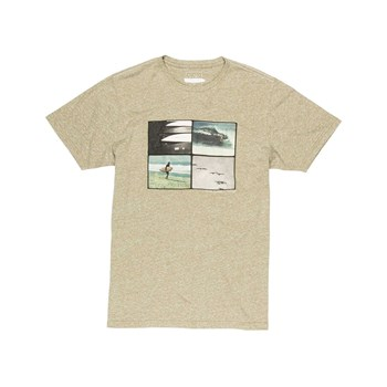 Billabong - Dream Tatsuo Tee SS - T-shirt manches courtes - olive