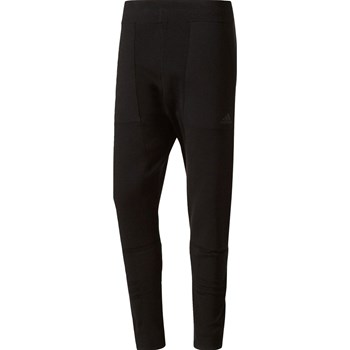 Adidas Performance - Icon Knit - Pantaloni della tuta - nero