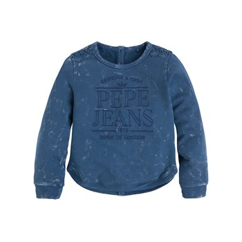 Pepe Jeans London - Sacha Jr - Sweat-shirt - bleu