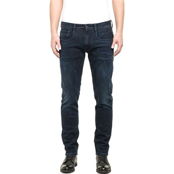 Replay - Anbass - Jeans mit Slimcut - jeansblau