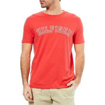 Tommy Hilfiger Underwear Men - T-shirt manches courtes - corail