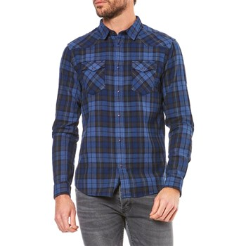 Deepend - Chemise manches longues - bleu