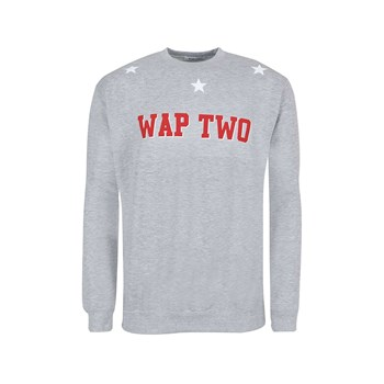 Wap Two - Tristar - Sweat-shirt - gris chine