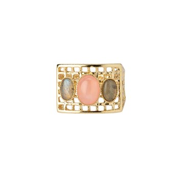 Luma Jewels - Tudor - Bague - or
