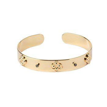Luma Jewels - Eloise - Bracelet jonc - or