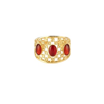 Luma Jewels - Charlotte - Bague - or