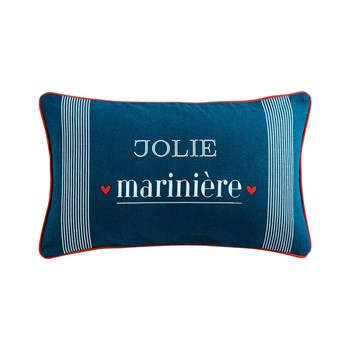 Ifilhome - Marinier - Coussin rectangulaire - bleu