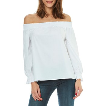 Benetton - Blouse - blanc