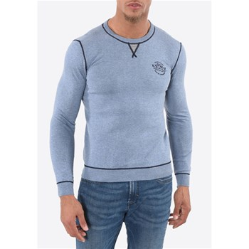 Kaporal - Dumae - Sweat-shirt - bleu