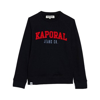 Kaporal - Racou - Sweat-shirt - noir