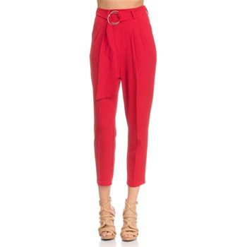 Chic By Tantra - Pantalon - rouge