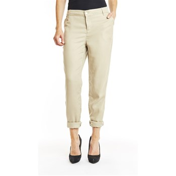 Lee Cooper - Jayley - Pantalon droit - beige