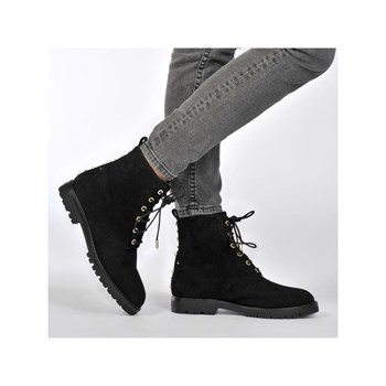 Aquazzura - Bottines en cuir - noir