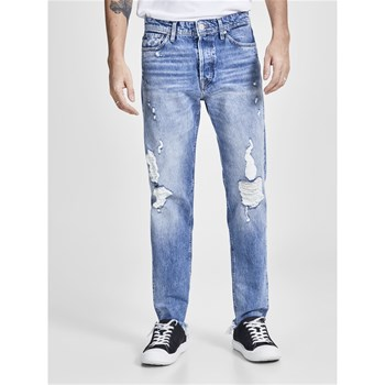Jack & Jones - Fred - Jean droit - bleu jean
