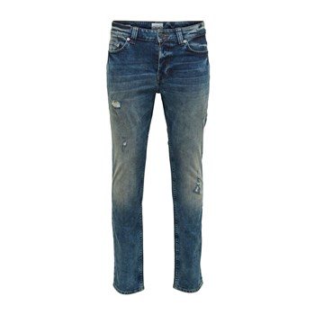 Only & sons - Hose - jeansblau