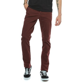 Lee Cooper - Pantalon - bordeaux