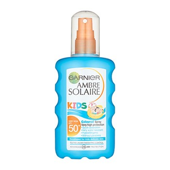 Garnier - Ambre Solaire - Sonnencreme Spray für Kinder SPF50 - 200 ml