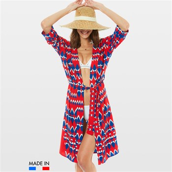 BrandAlley La Collection - Lory - Kimono - rood