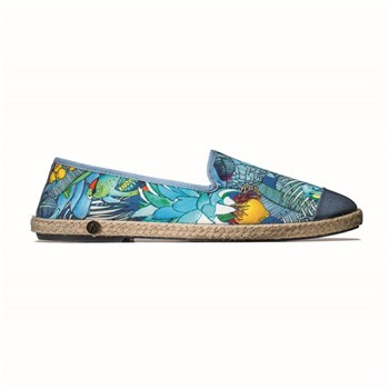 Angarde - Unexpected Collab - Espadrilles waterproof - emeraude