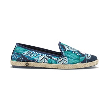 Angarde - Unexpected Collab - Espadrilles - lagon