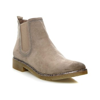 Tamaris - Naga - Boots, Bottines - poivre