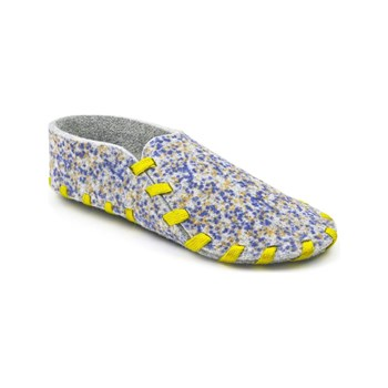 lasso shoes - Chaussons en laine - jaune