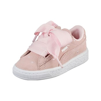 Puma - Heart Valentine - Baskets en cuir - rose