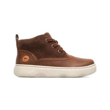 Camper - Kido - Bottines en cuir - marron