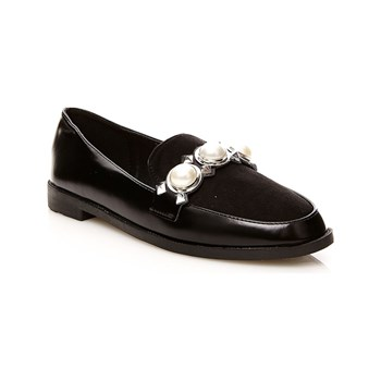 R and Be - Mocassins - noir