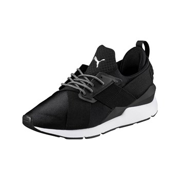 Puma - Muse - Baskets Mode - noir