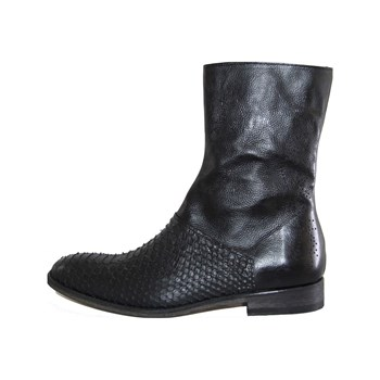 Féron Paris - Bottines en cuir - noir
