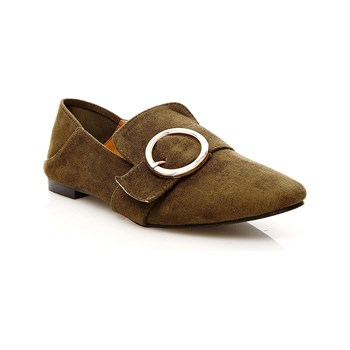 R and Be - Mocasines - verde oscuro