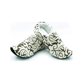 Attractive - Chaussons sabots - gris