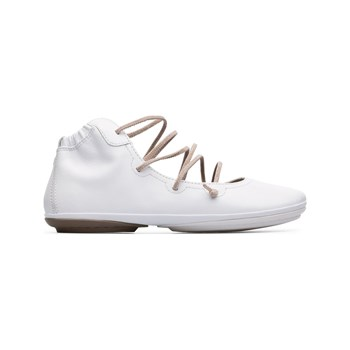 Camper - Right - Bottines en cuir - blanc