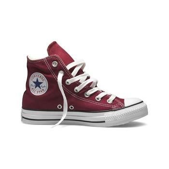 Converse - Chuck Taylor All Star Hi - Scarpe da tennis, sneakers - bordeaux