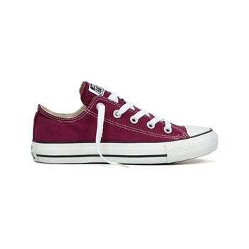 Converse - Chuck Taylor All Star Ox - Scarpe da tennis, sneakers - bordeaux