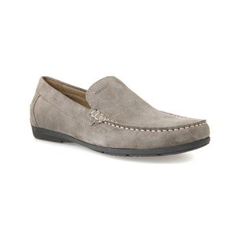 Geox - Simon - Mocassins - gris clair