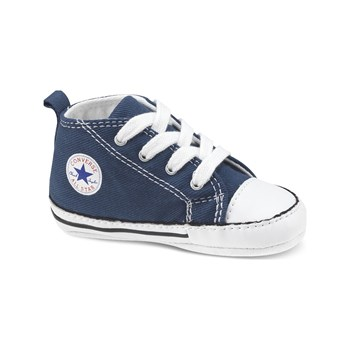 Converse - Firt Star Hi - Baby - Gympen / Sneakers - marineblauw