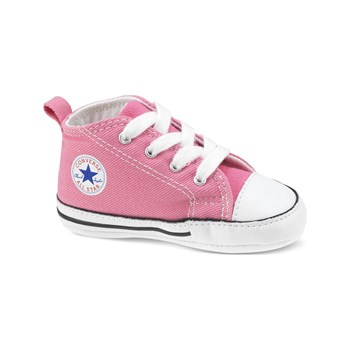 Converse - Firt Star Hi - Baby - Gympen / Sneakers - roze