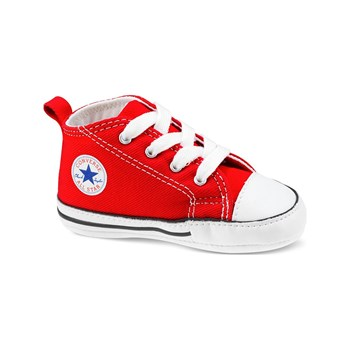 Converse - Firt Star Hi - Baby - Gympen / Sneakers - rood