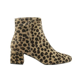 Exclusif Paris - Lana - Bottines en cuir - multicolore