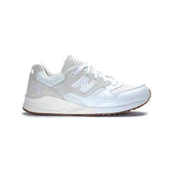 New Balance - Sneakers in pelle - bianco