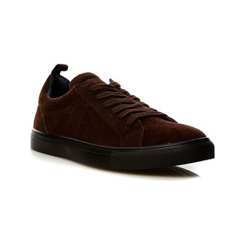 Henry Cotton's - Ferrat - Sneakers - marrone scuro