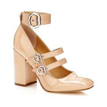 Guess - Mary Jane - Escarpins - beige