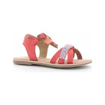 Kickers - Dixie - Ledersandalen - orange